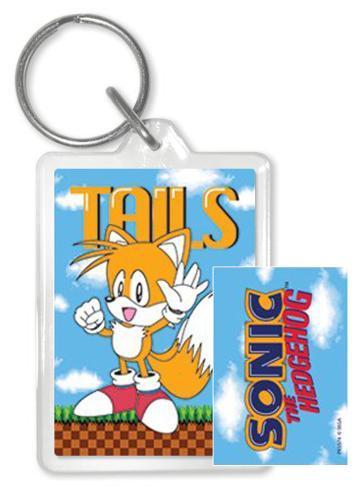 Sonic The Hedgehog - Tails Acrylic Keychain Keychain