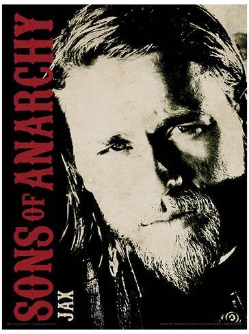 Sons of Anarchy - Jax Masterprint