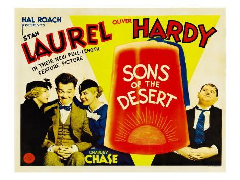 Sons of the Desert, Mae Busch, Stan Laurel, Dorothy Christy, Oliver Hardy, 1933 Photo