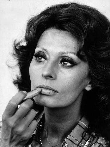 Sophia Loren 1980s
