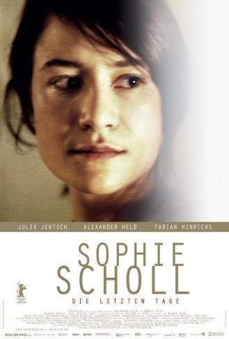 Sophie Scholl: The Final Days - German Style Poster