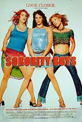Sorority Boys Original Poster