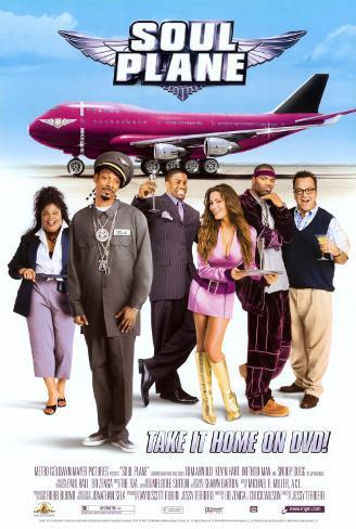 Soul Plane/Soul Plane Unrated Double-sided poster