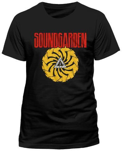 Soundgarden - Bad Motor Finger Camiseta