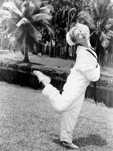 South Pacific, Mitzi Gaynor, 1958 Photo