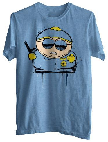 South Park - Cartman's Respect T-Shirt