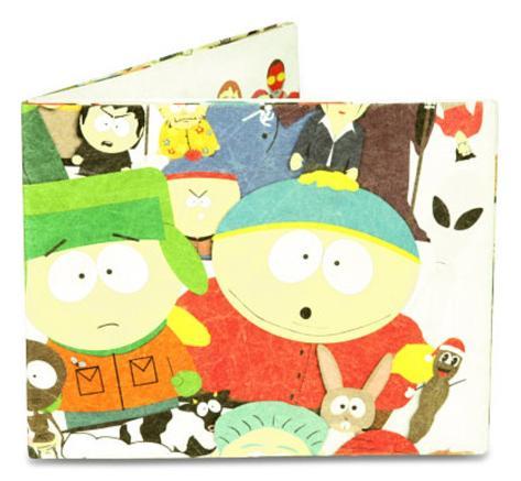 South Park Tyvek Mighty Wallet Wallet