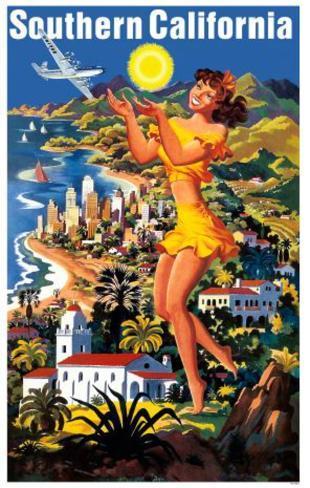 Southern California Masterprint
