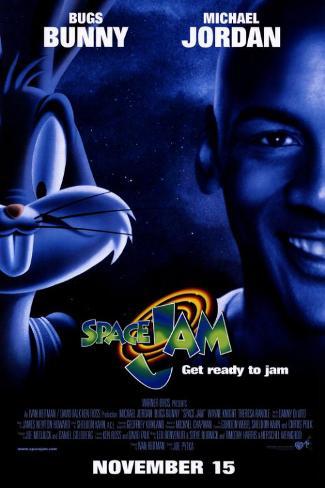 Space Jam Masterprint