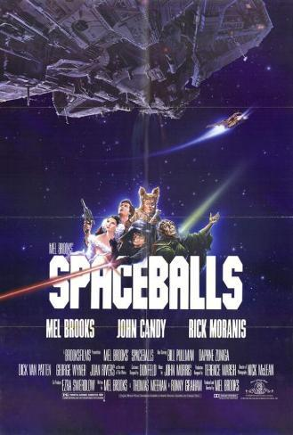 Spaceballs Masterprint