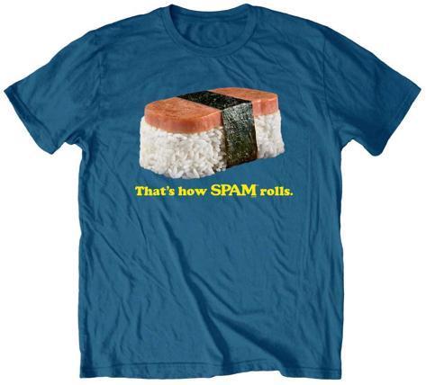 Spam - Spam Roll T-Shirt
