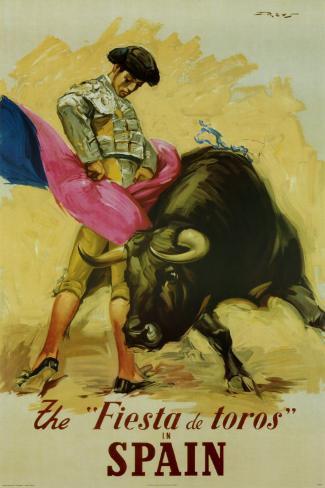 Spanien Poster