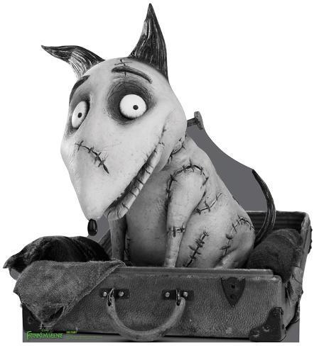 Sparky (dog) - Tim Burton/Disney Frankenweenie Movie Lifesize Standup Cardboard Cutouts