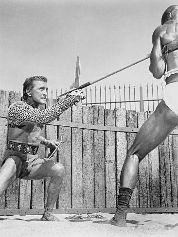 Spartacus, 1960 Photographic Print