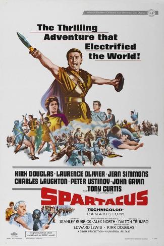 Spartacus: Rebel Against Rome, 1960