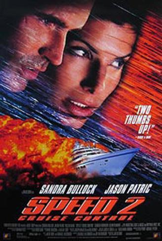 Speed 2: Cruise Control Original Poster
