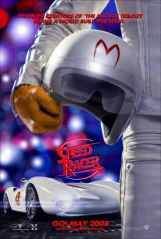 Speed Racer Originalposter