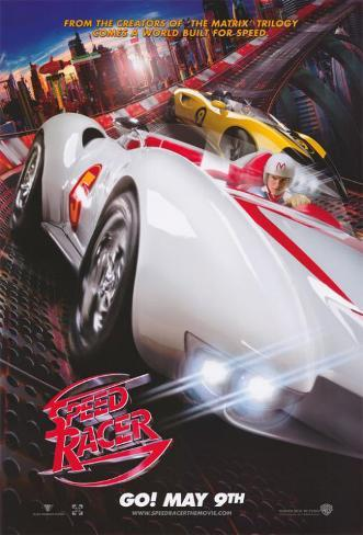 Speed Racer Masterprint