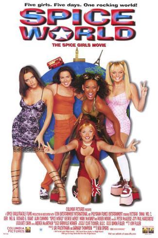 Spice World: The Movie Masterprint