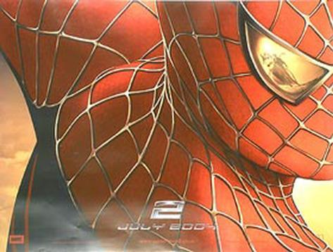 Spider-Man 2 (Spiderman 2) Póster original