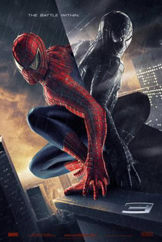 Spider-Man 3 Double-sided poster