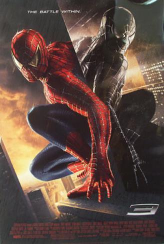 Spider-Man 3 Original Poster