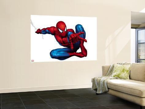 Spider-Man Shooting Bildtapet