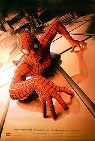 Spider-Man Original Poster