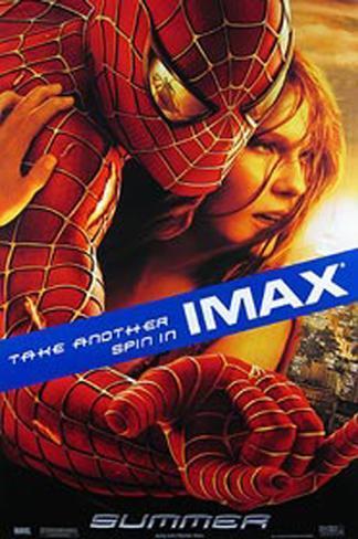 Spiderman 2 Original Poster