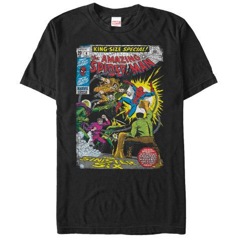 Spiderman- Against The Sinister 6 T-Shirt