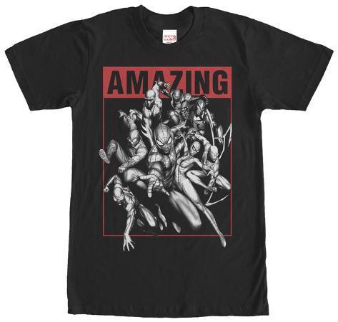 Spiderman- Amazing Web Slingers T-Shirt