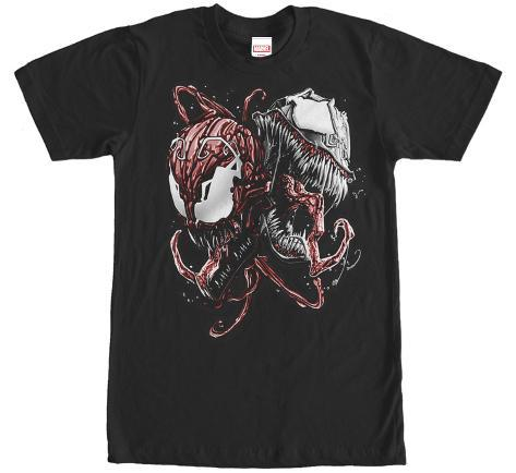 d74acc2eb Spiderman- Carnage   Venom Camiseta na AllPosters.com.br