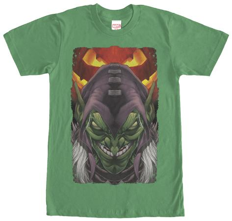Spiderman- Green Goblin Vicious Smile T-Shirt