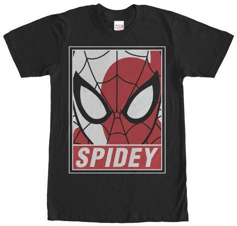 Spiderman- Heroic Mask T-Shirt