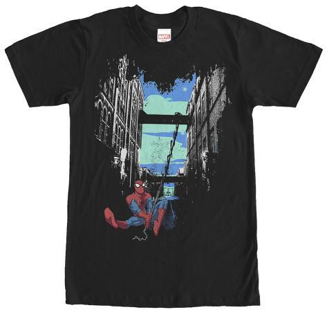 Spiderman- Neighborhood Swing T-shirt