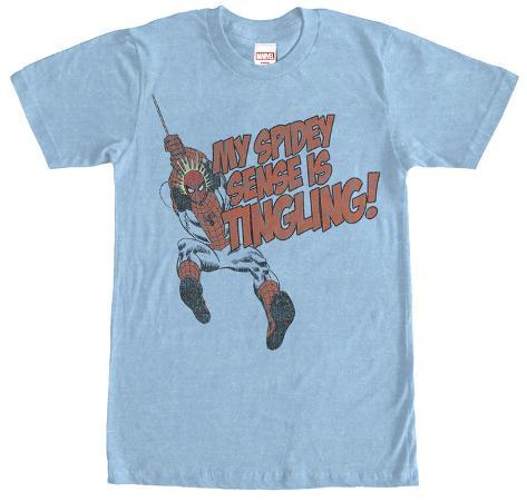 Spiderman- Tingling Senses (Premium) T-shirt