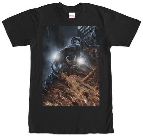 Spiderman- Venom Onrush T-shirt