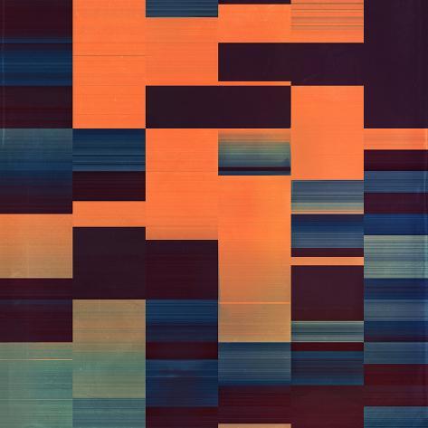 Glytch Hyryzyn Giclee Print