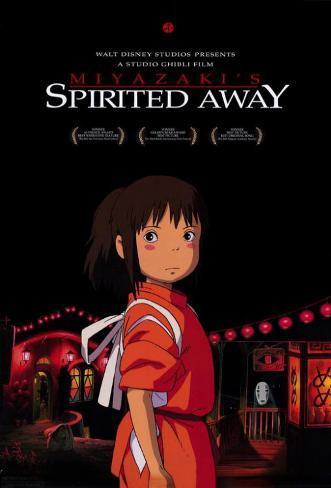 Spirited Away Masterprint