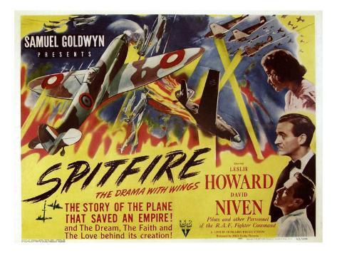 Spitfire, 1942 Photo