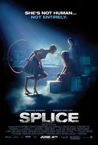 Splice Original Poster