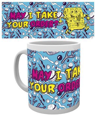 Spongebob - Doodle Mug Mug