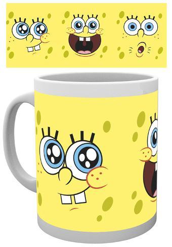 Spongebob Expressions Mug Mug