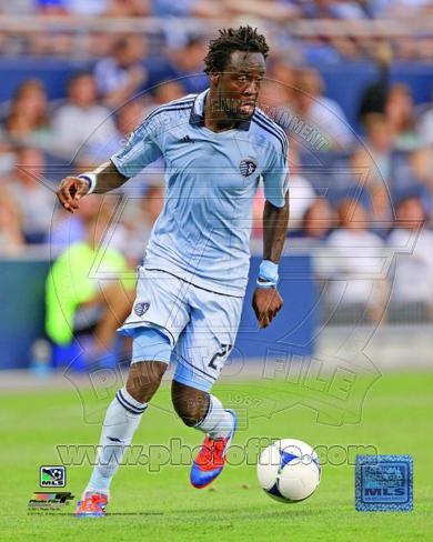 Sporting Kansas City - Kei Kamara Photo Photo