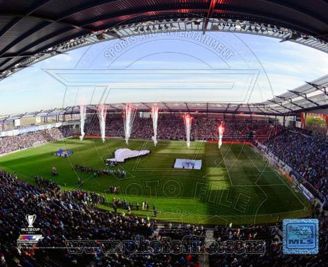 Sporting Park 2013 MLS Cup Photo