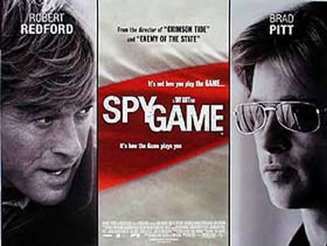 Spy Game Original Poster