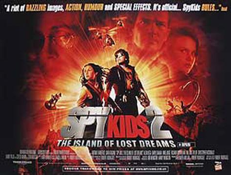 Spy Kids Ii Original Poster