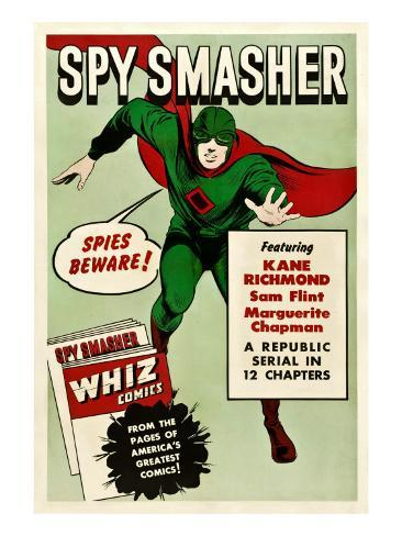 Spy Smasher, 1942 Photo