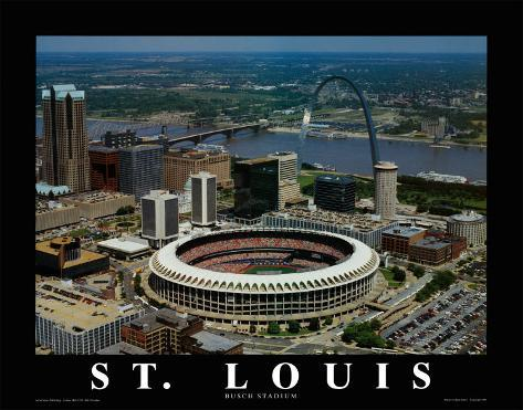 St. Louis Cardinals Art Print