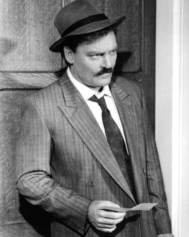 Stacy Keach - Mike Hammer Photo